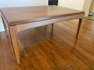 Vintage 1960s Mid-Century Modern Lane Rhythm side table