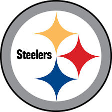 Pittsburgh Steelers (S) 2 PACK NFL Decal Sticker - You Choose Size FREE SHIPPING