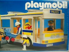 K1905621 CITY BUS & SHELTER SET MISB MINT IN SEALED BOX PLAYMOBIL 3782 VINTAGE
