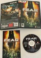 F.E.A.R. jeu de tir pour PC DVD-Rom
