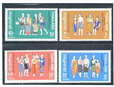 THAILAND 1972 Thai Costumes