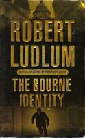 The Bourne Identity (Book 1) By Robert Ludlum - Paperback 📖
