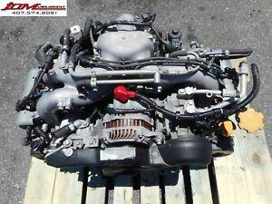 04-06 SUBARU BAJA 2.5L SOHC NON AVCS ENGINE JDM EJ253
