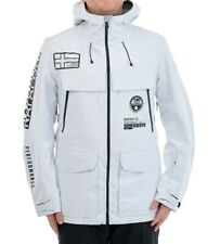 Napapijri Ski Doo Ski jacket white - Size L - Man - New - RRP 785$