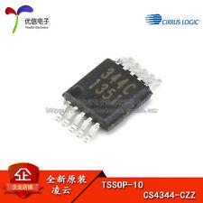 5PCS X CS4344-CZZ 24BIT 192 kHz TSSOP 10