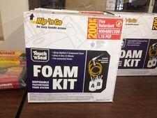 Touch 'n Seal U2-200 Fire Retardent Closed Foam Spray Foam Insulation Kit 200BF