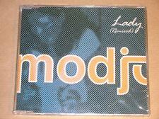 CD MAXI 4 TITRES / MODJO / LADY (REMIXED) / NEUF SOUS CELLO