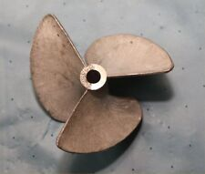 """PROPELLER X437/3 rc model boat Octura 3 blade 37mm 4mm or 3/16"""" 4.76mm bore"""