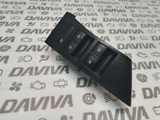 2011 Vauxhall Opel Astra Electric Power 4 Window Driver Control Switch Buttons