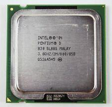 SL88S Intel Pentium D 830 3GHz/2M/800MHz Socket 775 Processor