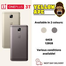 OnePlus 3T All Colours 64GB 128GB Dual Sim Smartphone UK SELLER