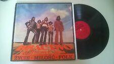 LP Rock Bractwo - Kurkowe 1971 (12 Song) POLSKSIE NAGRANIA Gatefold Sleev