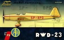 RWD 23 - POLAND 1939  1/72 ARDPOL RESIN (pzl)