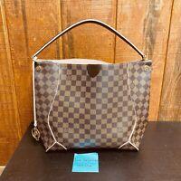 Louis Vuitton Damier Graceful PM Shoulder Bag