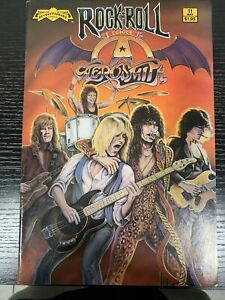 Aerosmith, Issue #11, First Printing, May,1990.