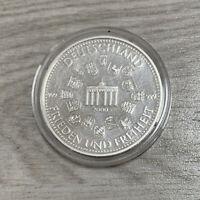 Moneda Plata Pura 999 Neuer Bundestag Alemania MDM PROOF Lingote Silver Coin