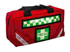 UFirst First Aid Kit : Small Sports Team Kit in Portable Nylon Zippered Case