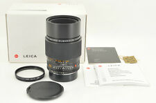 *Excellent+++ in BOX* Leica APO Macro Elmarit R 100mm f/2.8 ROM from Japan #0858
