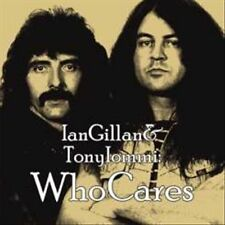 IAN GILLAN/TONY IOMMI (ANTHONY FRANK IOMMI) - WHO CARES NEW CD