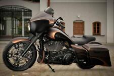 Harley-Davidson Touring Bagger  Chin Spoiler 1995 - 2008 ohne Öl-Kühler
