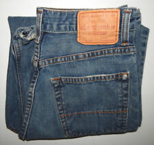 Abercrombie & Fitch ~ Women's ~ Baggy~Distressed Jeans ~16 Slim ~ 29/29 Measured