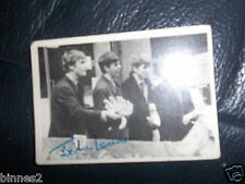 THE BEATLES NEMS ENTERPRISES A & B C GUM TRADING CARD FIRST SERIES CARD No.5