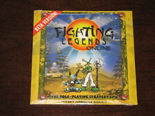 FIGHTING LEGENDS ONLINE VERSION (PC, 2001)