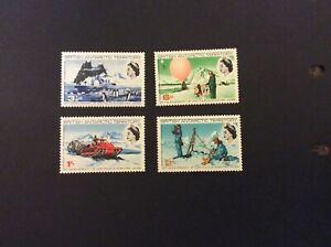 1969 British Antarctic 25thAnniversary of Continuous Scientific Work.