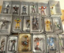 19 X Eaglemoss Marvel DC  Collectable Metal Figures Boxed