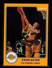1983-84 Star Company SWEN NATER card # 20