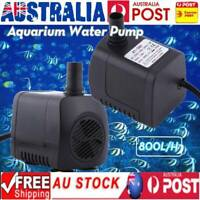 220V 800L/H Wave Maker Water Pump for Aquarium Accessory Fish Tank Fountain 15W