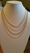 "Silpada Sterling Silver  ""High Authority""  Necklace  N3025 $199 NEW!"