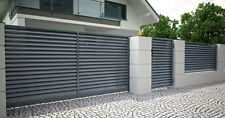 FENCE, Steel Fence, Fencing Systems, Panel, Gate, Wicket, Metal Fence, *KING*