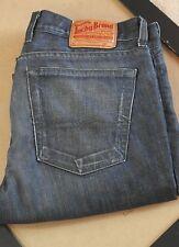 Lucky Jeans Medium Wash Low Rise Size 12 34W 32L 98% Cotton 2% Spandex