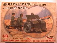 canon antichar bofor 37 mm MIRAGE HOBBY 1 35 EME