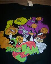 WB LOONEY TUNES SPACE JAM TAZ  Bugs Bunny MARVIN Aliens T-Shirt XL NEW