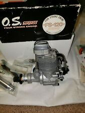 OS Engine - OS FS 120 with pump  - NIB