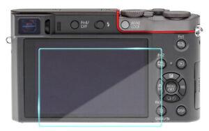 Crystal Clear Screen Protector for Panasonic Lumix DMC-ZS100 Digital Camera