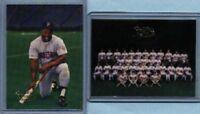 1987 MINNESOTA TWINS TEAM ISSUE CHAMPIONS Card Sealed Set - KIRBY PUCKETT #AF2L
