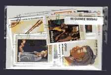 Guinée Bissau - Guinea Bissau 50 timbres différents
