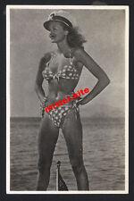 Vintage photo-Nude-Girl-sweet - soleil-BADEN-sexy-FILLE - FEMME-NU-Bikini