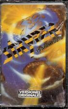 """STRYPER """"THE YELLOW AND BLACK ATTACK"""" SPANISH CASSETTE SEALED!! / SWEET - GAINES"""