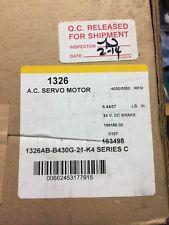 1326AB-B430G-21-K4 Allen Bradley Servo Motor New