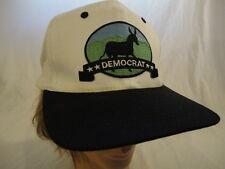 Men's Jack Ass Donkey Democrat Snapback Cap Hat