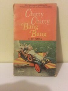 Chitty Chitty Bang Bang Book By Ian Fleming Scholastic Services