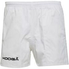 "KooGa Mens Murrayfield Rugby Shorts, White, 4XL 46-48"", BNWT"