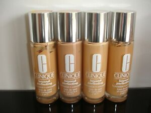 CLINIQUE BEYOND PERFECTING foundation & concealer CHOOSE SHADE READ BELOW