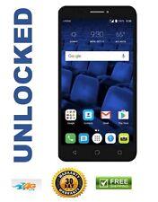 """New Alcatel Pixi Theatre OT-5098O 4G LTE Unlocked 16GB 6"""" 8MP Android 6.0"""