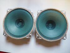 SABA Lautsprecher 200mm durchmesser