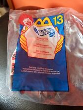 2000 McDonald's Happy Meal Hot Wheels Helicopter #13 Sealed